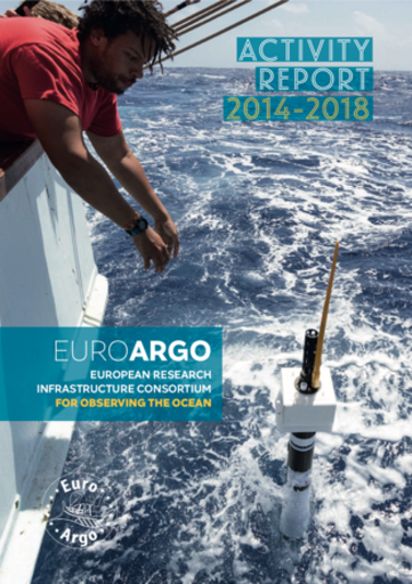 Euro-Argo the first five years in one report