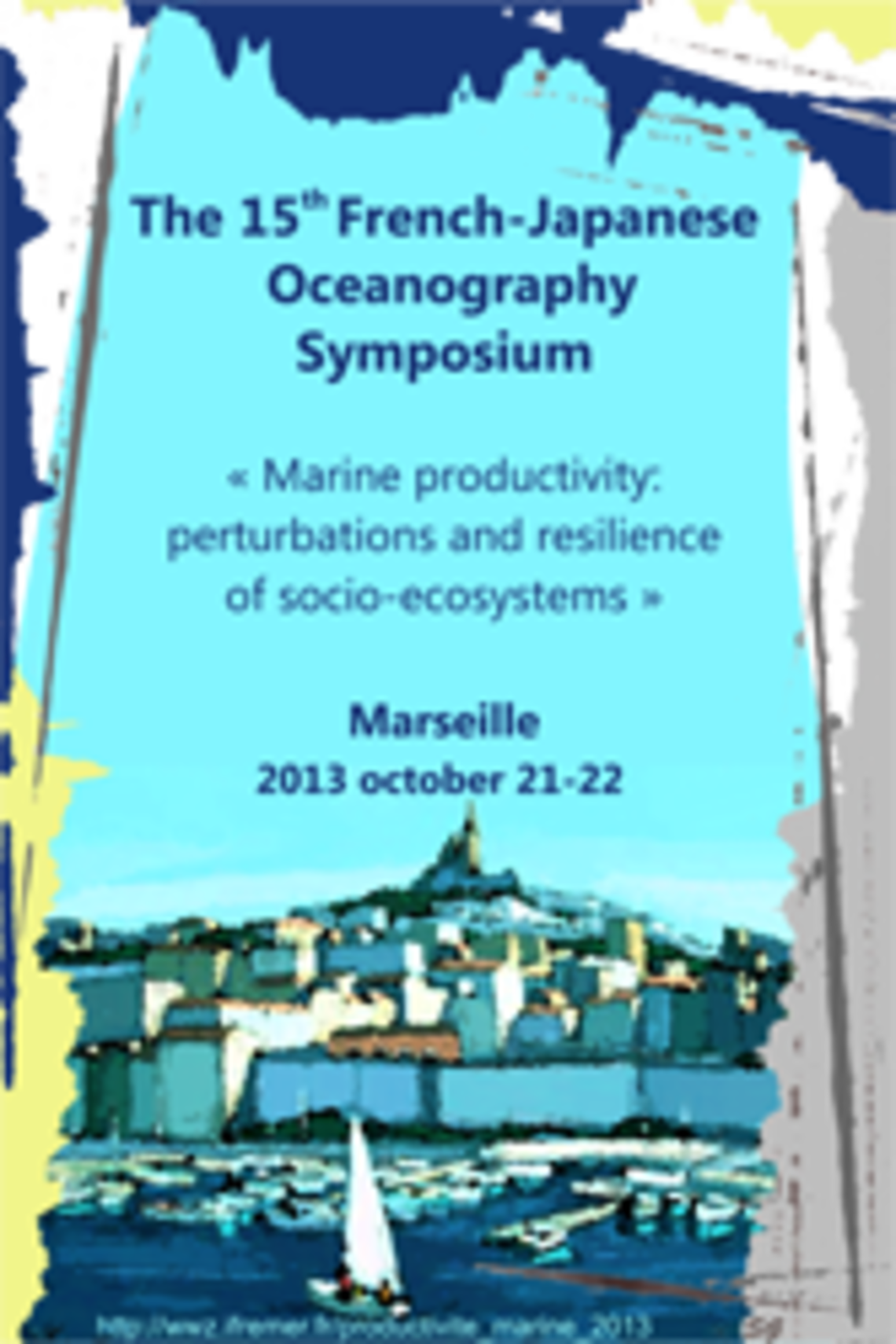 Small picture of Marseille conference