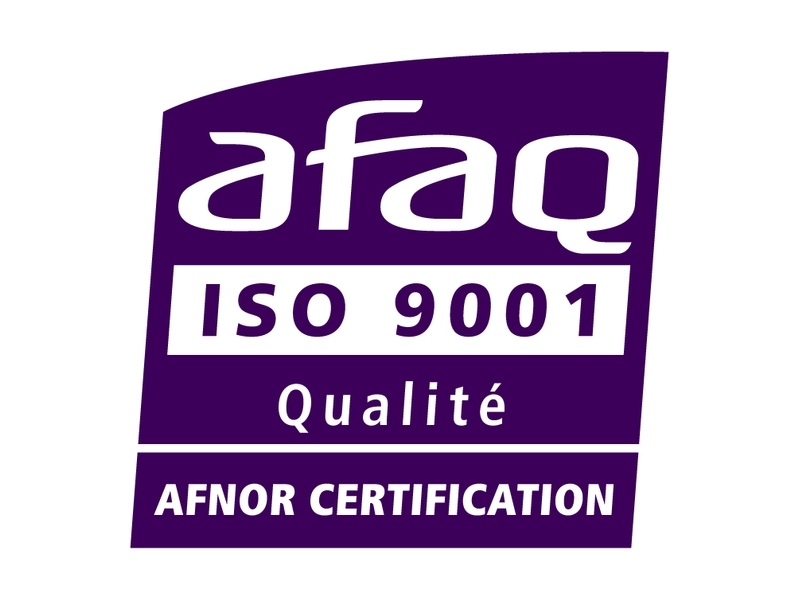 Iso 9001 Certification Ifremer