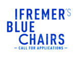 Ifremer's blue chairs