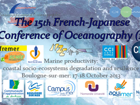 Announcement of the 2013 Conference in Boulogne-sur-mer